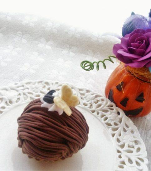 クレイケーキ:ショコラモンブラン