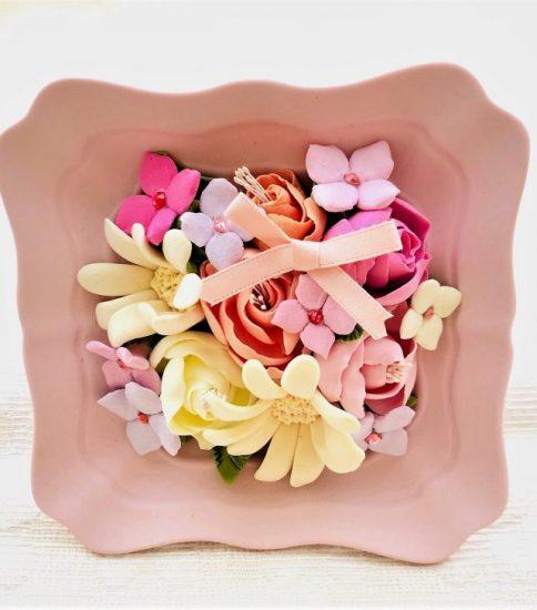 母の日にねんどのお花をプレゼントしてみませんか?