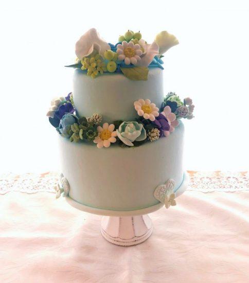クレイオーダー:野の花のクレイケーキ