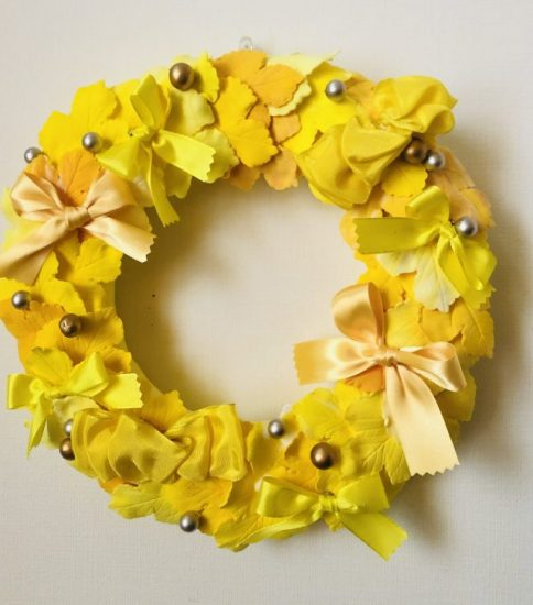 クレイフラワーアレンジ ~お花で元気を~